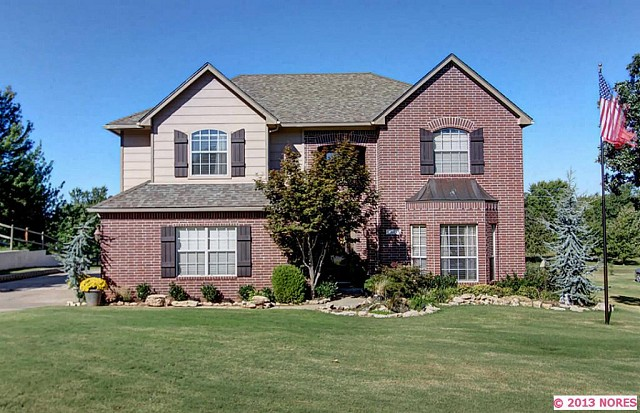 Single Family Home for Sale, ListingId:25365970, location: 13010 S 14th Place Jenks 74037