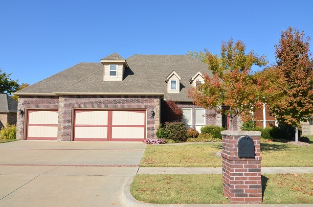 Single Family Home for Sale, ListingId:25684590, location: 8508 S 8th Street Broken Arrow 74011
