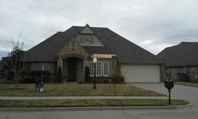 Single Family Home for Sale, ListingId:26968463, location: 9409 N 101st East Avenue Owasso 74055