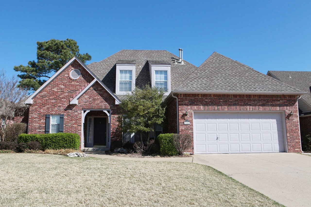 Single Family Home for Sale, ListingId:27364972, location: 9151 E 102nd Place Tulsa 74133