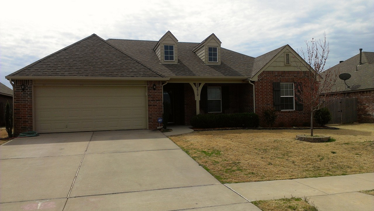 Single Family Home for Sale, ListingId:27480855, location: 20610 E 48th Street Broken Arrow 74014
