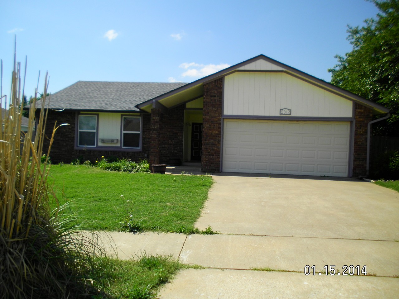 Single Family Home for Sale, ListingId:28935639, location: 2613 E Queens Street Broken Arrow 74014