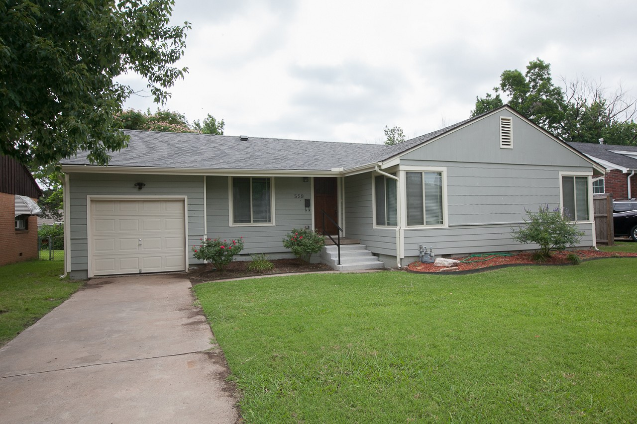 Single Family Home for Sale, ListingId:28845638, location: 559 S Richmond Avenue Tulsa 74112