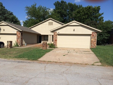 Single Family Home for Sale, ListingId:29678349, location: 5637 S Harvard Court Tulsa 74135