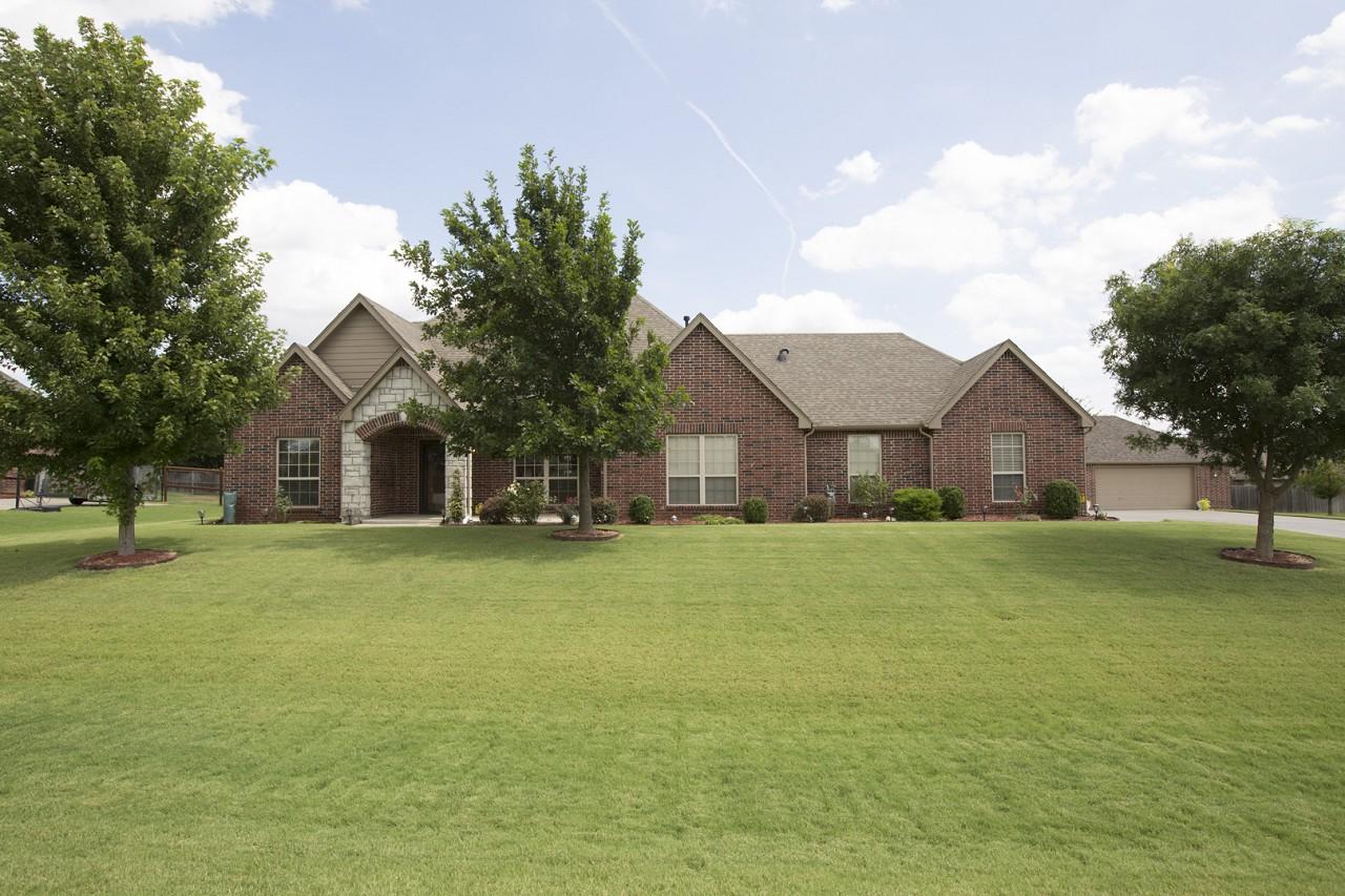 Real Estate for Sale, ListingId: 29722485, Owasso,OK74055