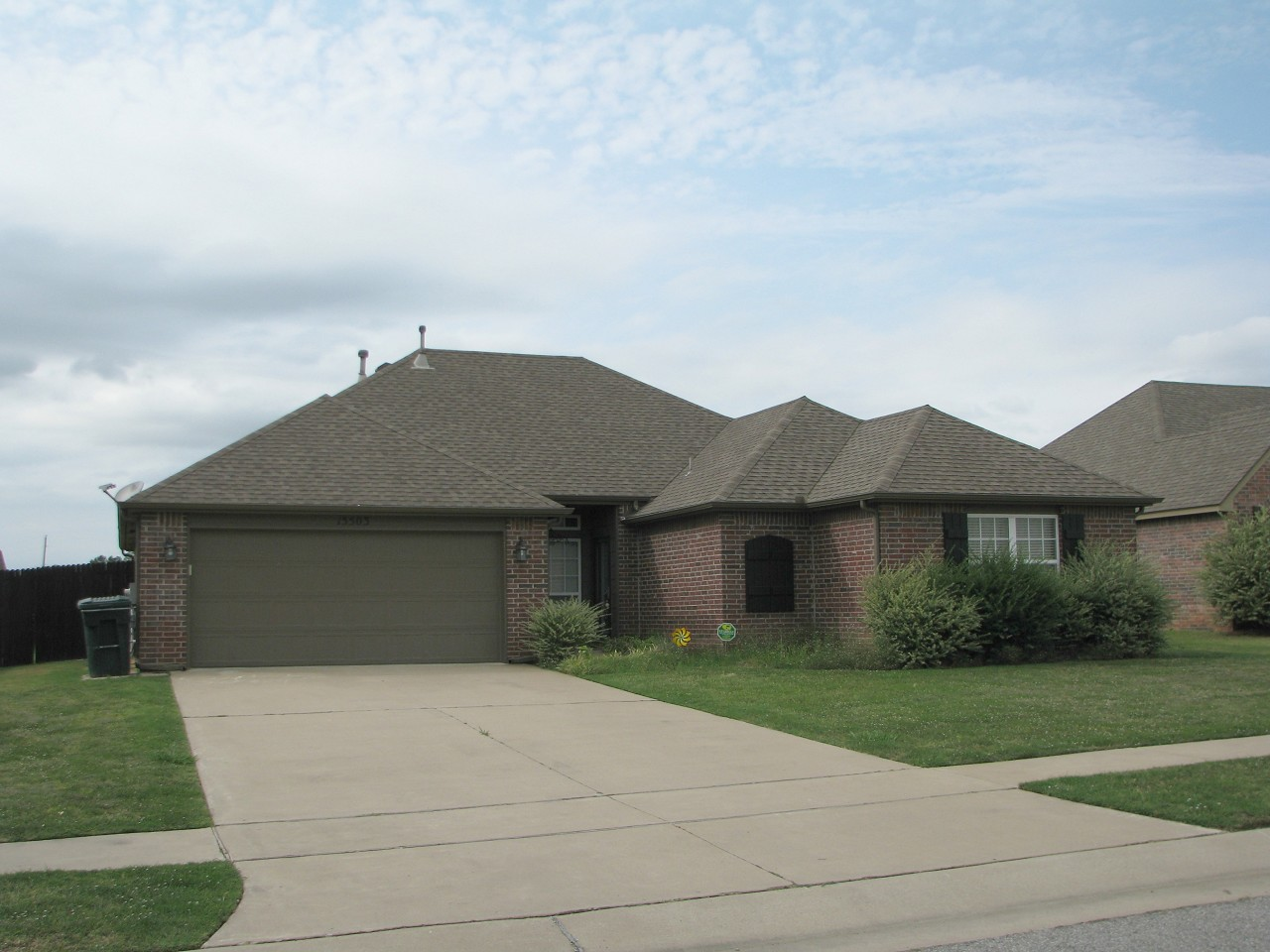 Single Family Home for Sale, ListingId:29916736, location: 15503 E 91st Street North Owasso 74055