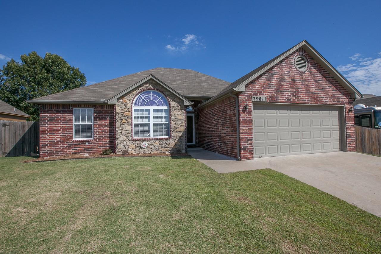Real Estate for Sale, ListingId: 30033536, Coweta,OK74429