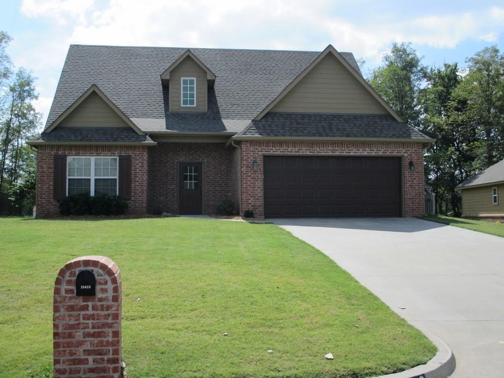 Single Family Home for Sale, ListingId:30128685, location: 25623 Blackberry Boulevard Claremore 74019