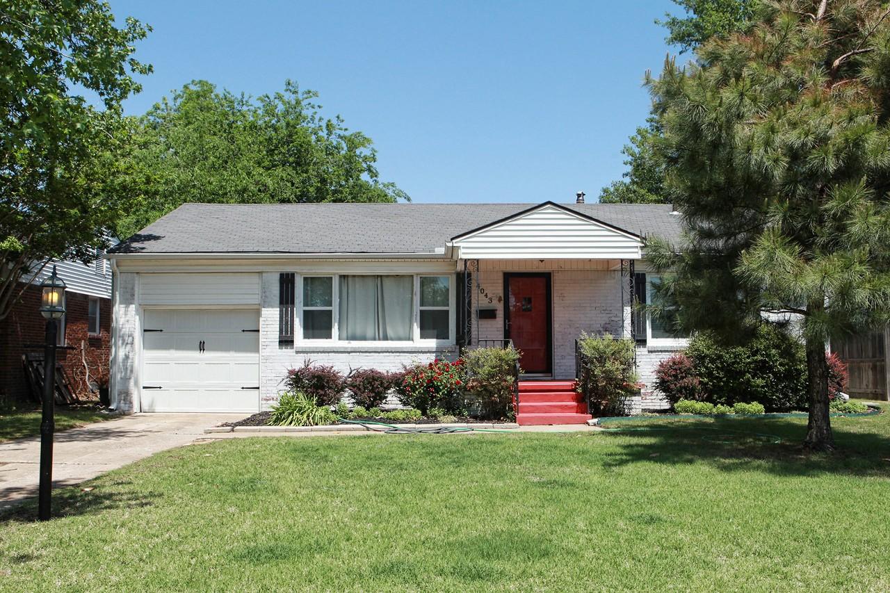 Single Family Home for Sale, ListingId:30385239, location: 4043 E 26th Street Tulsa 74114