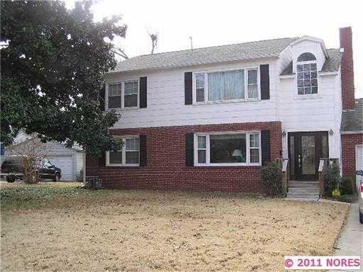 Single Family Home for Sale, ListingId:30425961, location: 3178 S Madison Avenue Tulsa 74105
