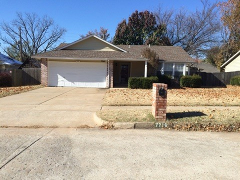 Single Family Home for Sale, ListingId:30734729, location: 7716 S Maple Avenue Broken Arrow 74011