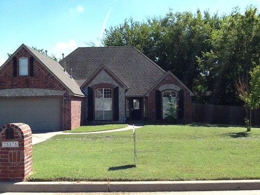 Single Family Home for Sale, ListingId:30815985, location: 25575 Briar Drive Claremore 74019