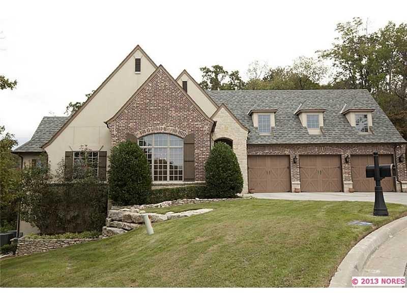 Single Family Home for Sale, ListingId:30975537, location: 12213 S 12th Court Jenks 74037