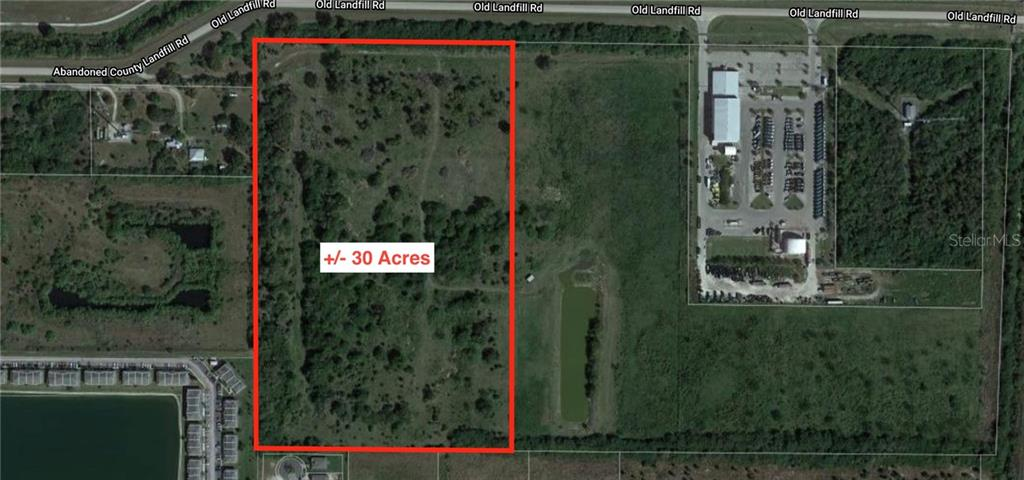 25505 OLD LANDFILL ROAD, Charlotte Harbor, Florida