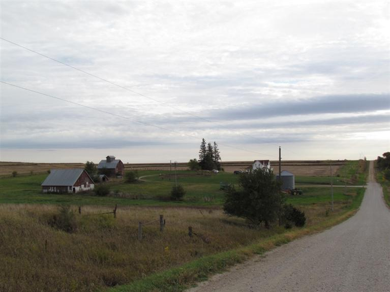 Image of Residential for Sale near Stanton, Iowa, in Montgomery county: 11.28 acres