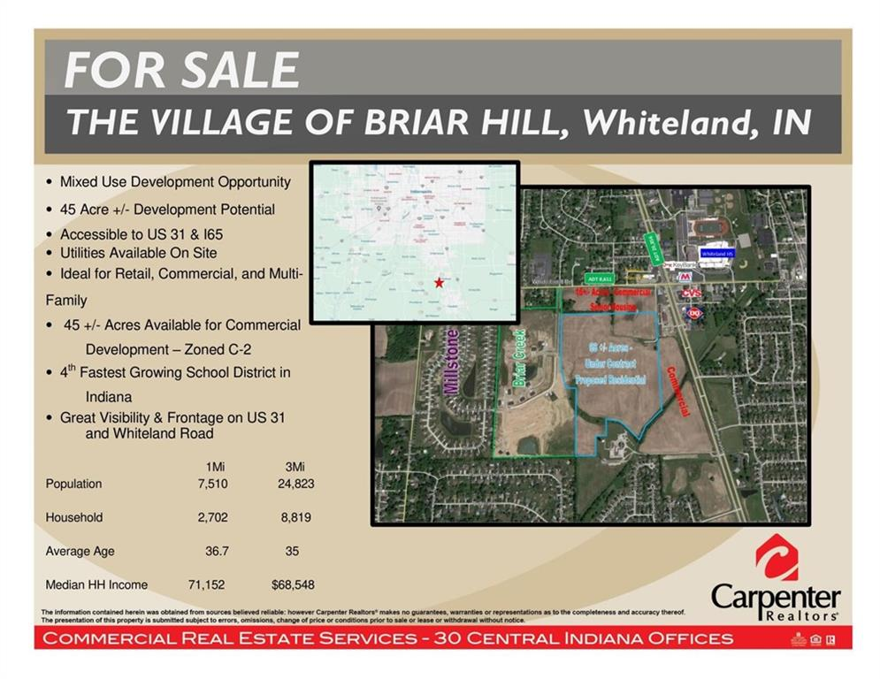 Real Estate for Sale, ListingId: 31897661, Whiteland,IN46184