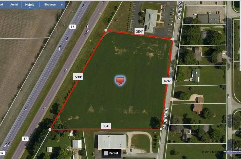 1100 North BLUFF Road, Greenwood, Indiana