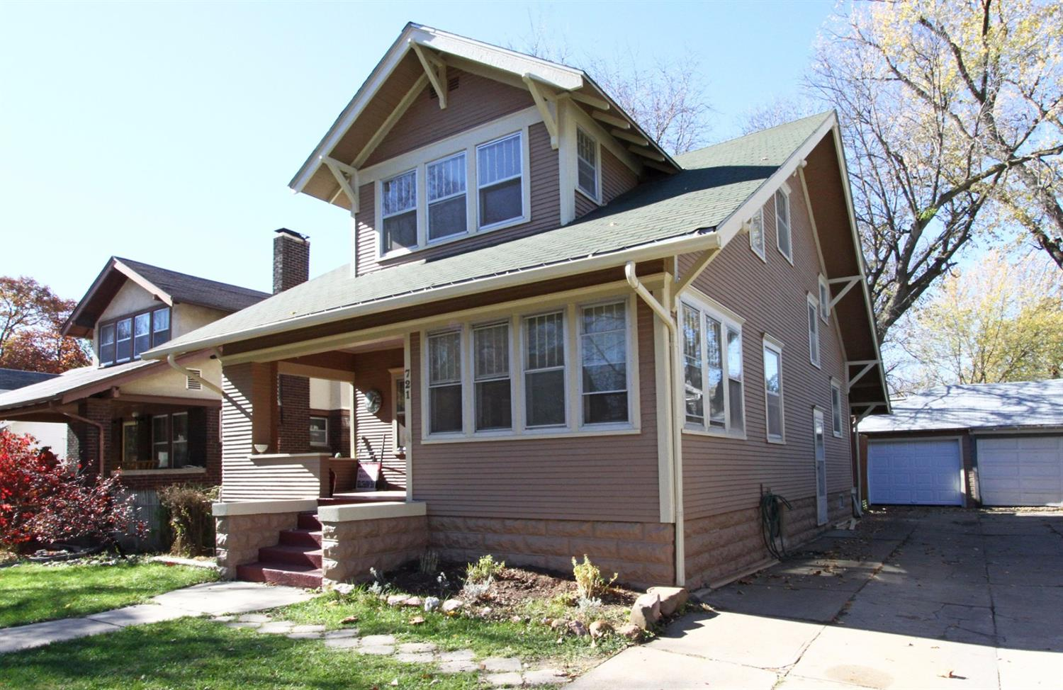 Photo of 721 South 33rd Street  Lincoln  NE