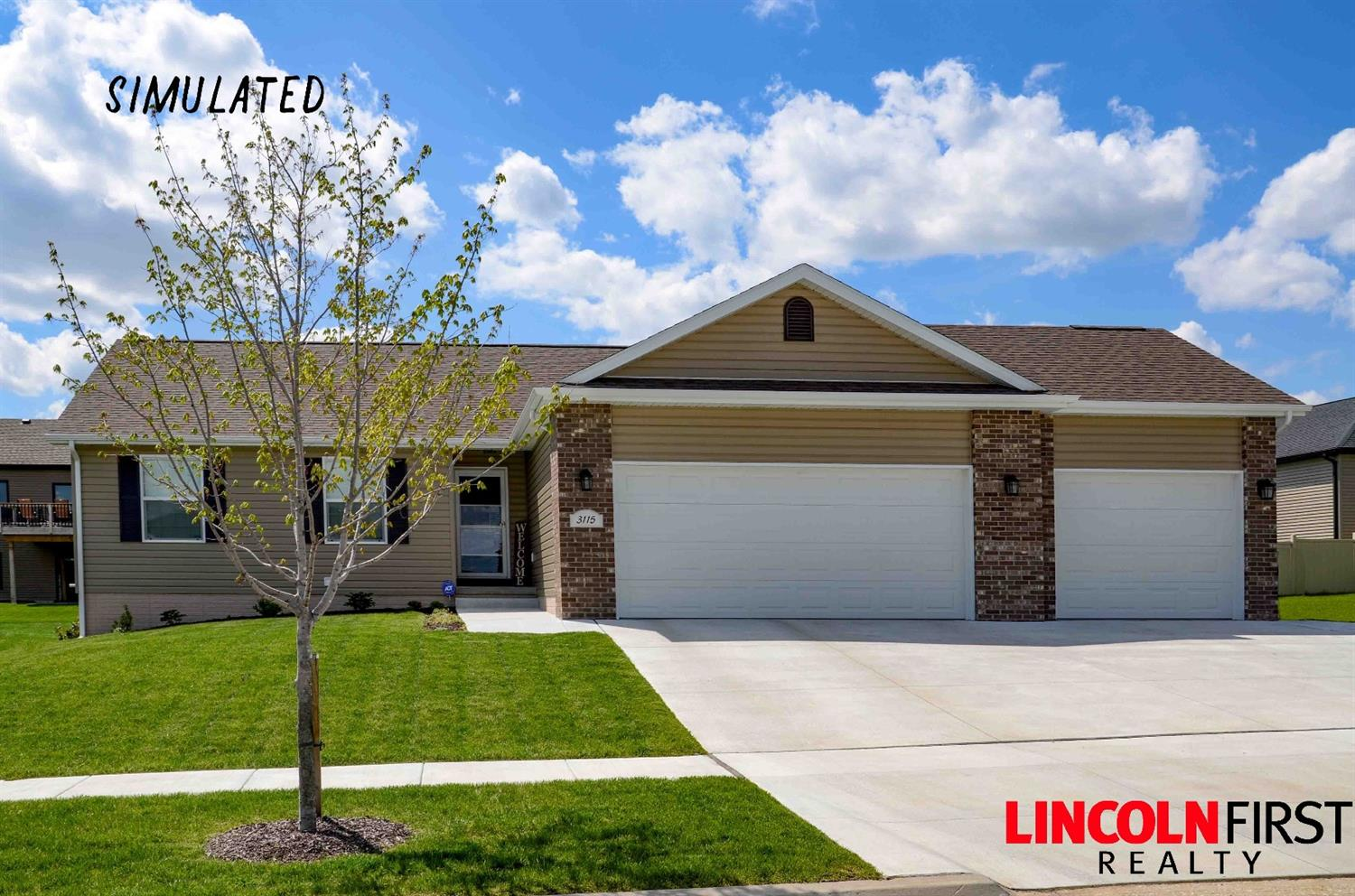 Photo of 4125 West Ludwig Circle  Lincoln  NE
