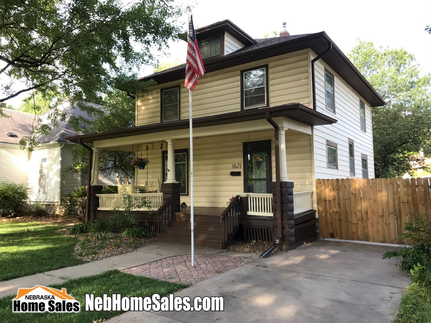 Photo of 1621 South 21st  Lincoln  NE