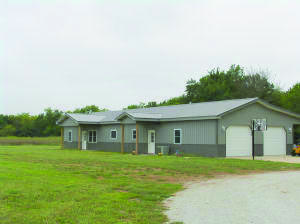 15527 S 4360th Rd, Bluejacket, OK 74333