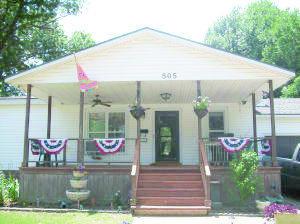 505 W Delaware Ave, Vinita, OK 74301