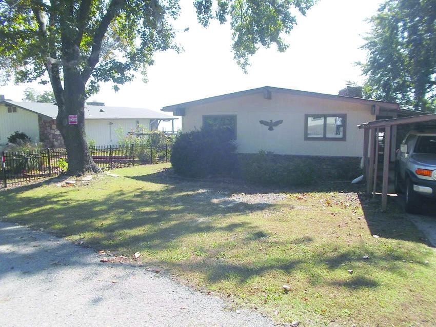 27910 S 563rd Rd, Monkey Island, OK 74331
