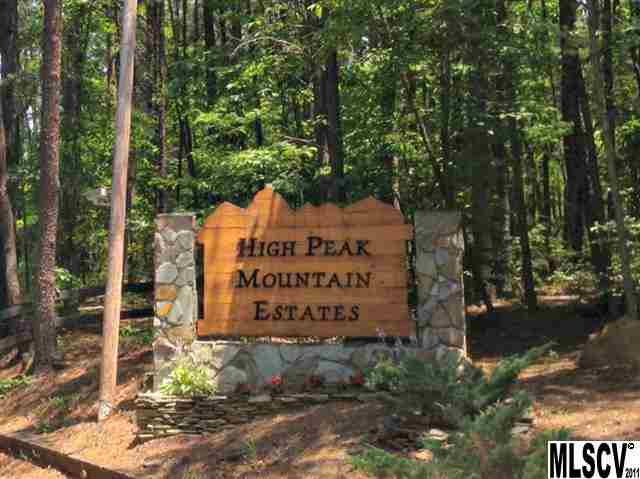9.95 acres Morganton, NC