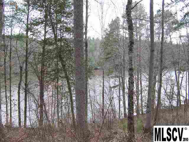 1.22 acres by Granite Falls, North Carolina for sale