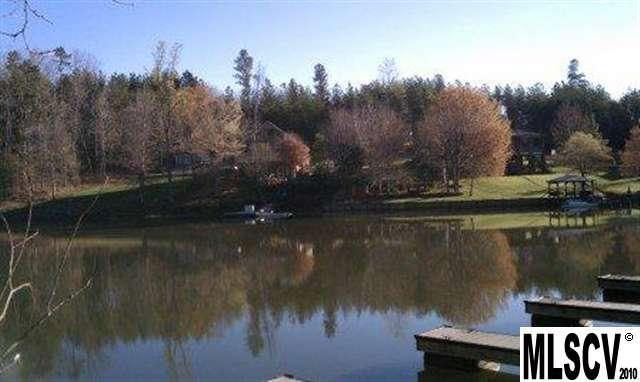 1.39 acres by Granite Falls, North Carolina for sale
