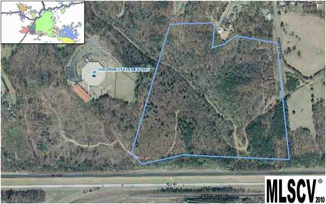 45.89 acres in Hickory, North Carolina