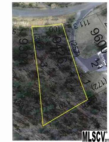 Land for Sale, ListingId:26243170, location: Lot 3 ZACKS FARM RD Lenoir 28645