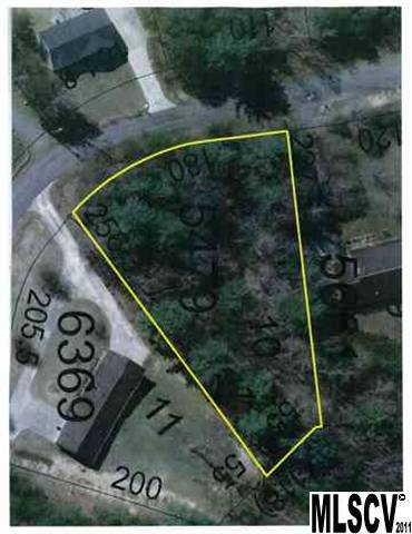 Land for Sale, ListingId:26243169, location: Lot 10 ZACKS FARM RD Lenoir 28645