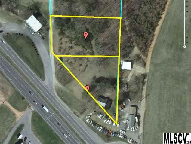 1.77 acres Hudson, NC
