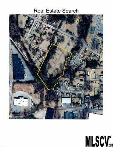 5.99 acres in Hickory, North Carolina