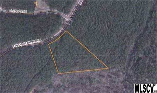 3 acres in Connelly Springs, North Carolina