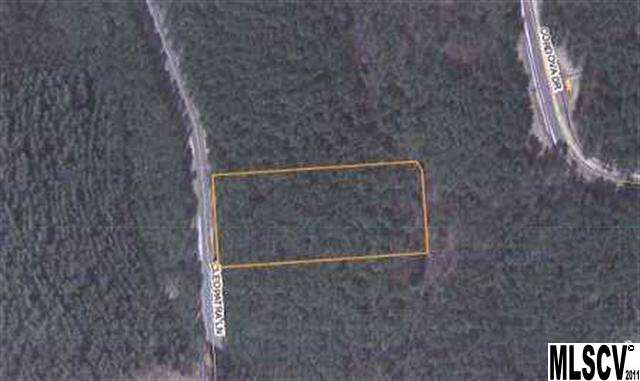 2 acres in Connelly Springs, North Carolina