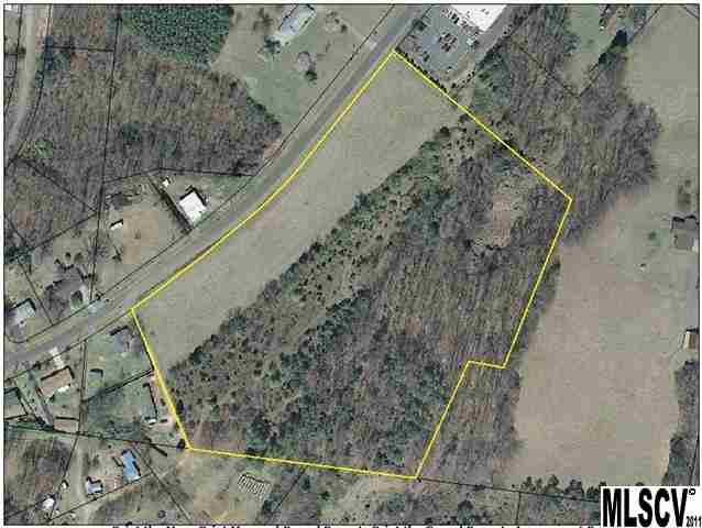 11.44 acres in Hickory, North Carolina