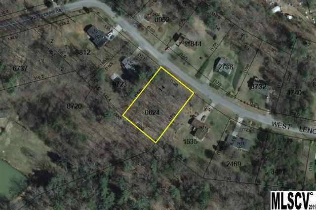 Land for Sale, ListingId:22920233, location: LOT#14 W LENOIR DR Lenoir 28645