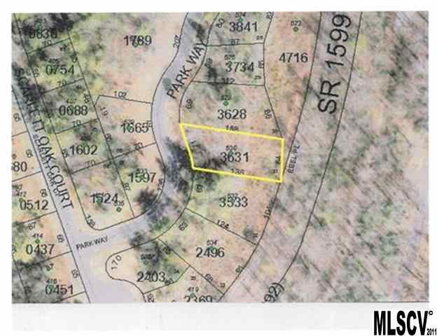 Land for Sale, ListingId:23932896, location: 530 PARK WAY Lenoir 28645