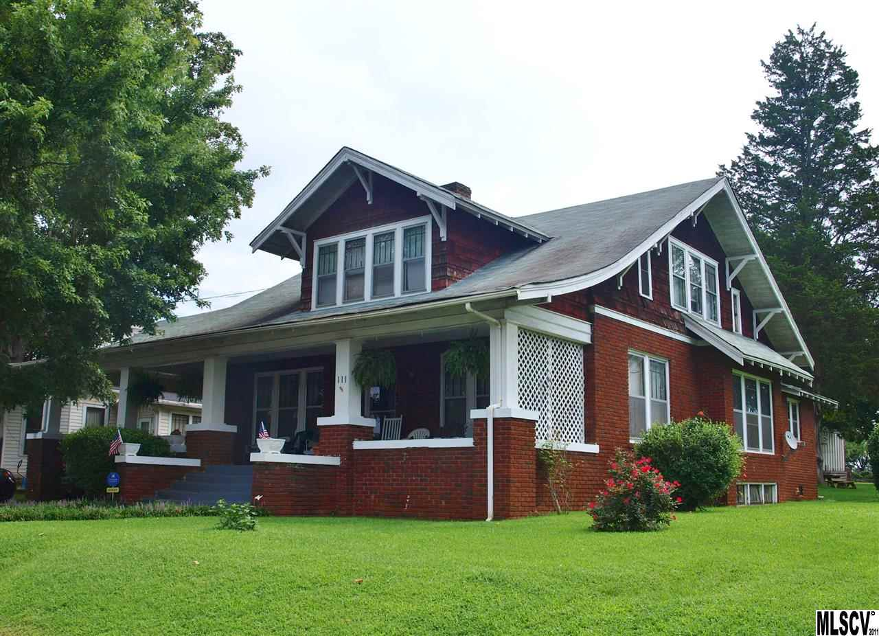 Photo of 111 S COLLEGE AVE  Newton  NC