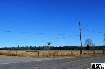 35.5 acres in Taylorsville, North Carolina