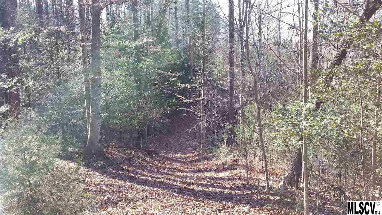 27 acres by Lenoir, North Carolina for sale