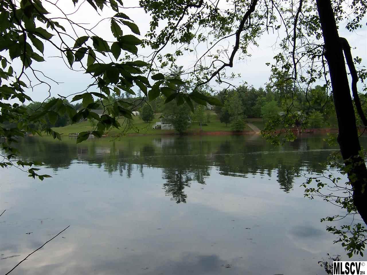 1.02 acres by Granite Falls, North Carolina for sale