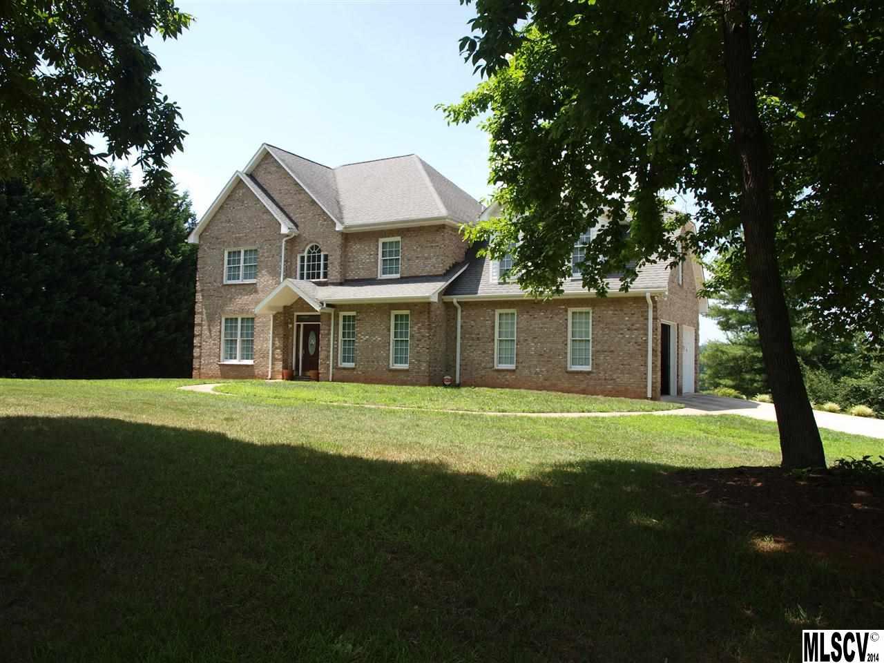 2.04 acres Taylorsville, NC