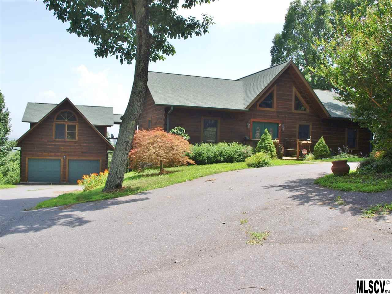 4.89 acres Connelly Springs, NC