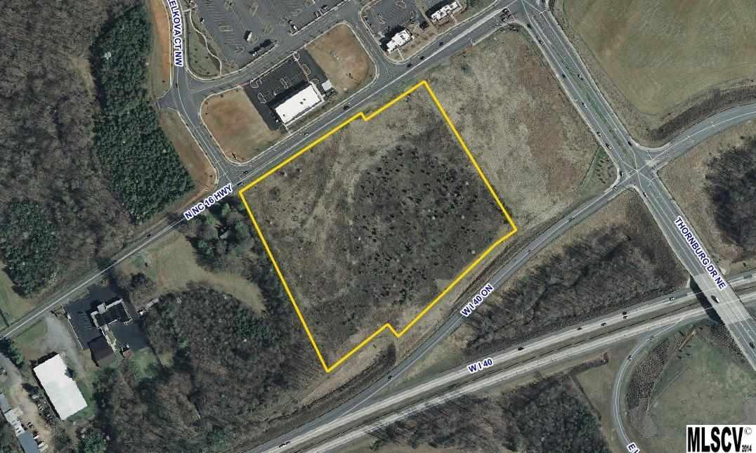 11.38 acres Conover, NC