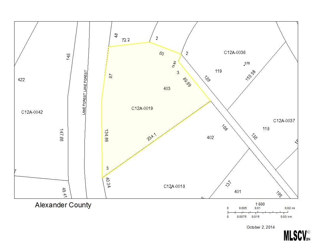 Lot 403 Lake Forest Dr # 403, Taylorsville, NC 28681