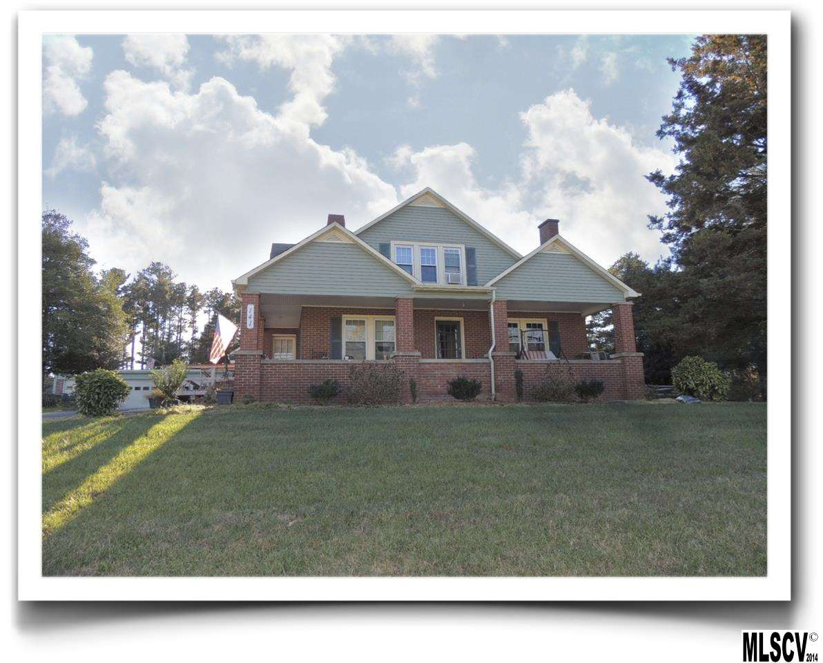 2.26 acres by Granite Falls, North Carolina for sale