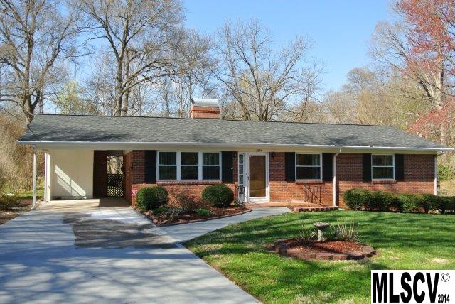 Real Estate for Sale, ListingId:32597523, location: 1074 5TH AVE CT NW Hickory 28601